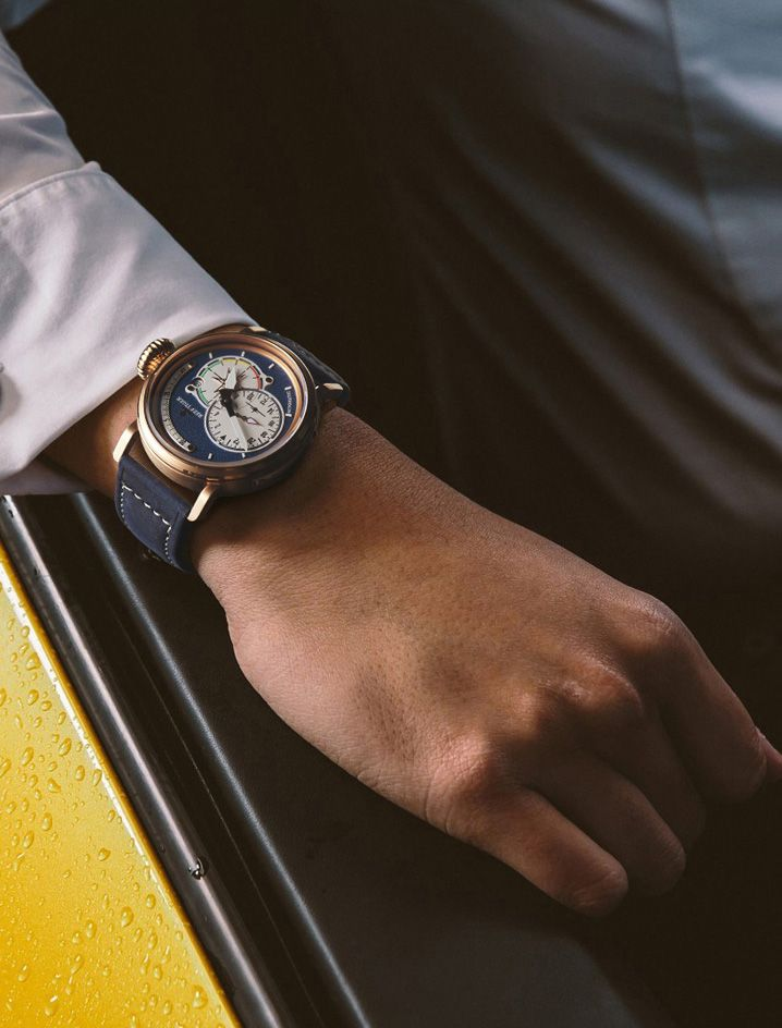 Watches have become something of an icon, used to show what sort of person someone is. For men, watches usually complete the look that a man has that decides his place in society