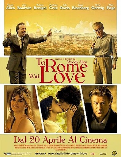 The ultimate Rome and romantic film