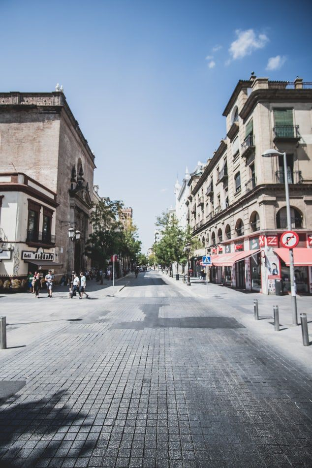 Plaza de la Encarnação, Sevilha, Espanha