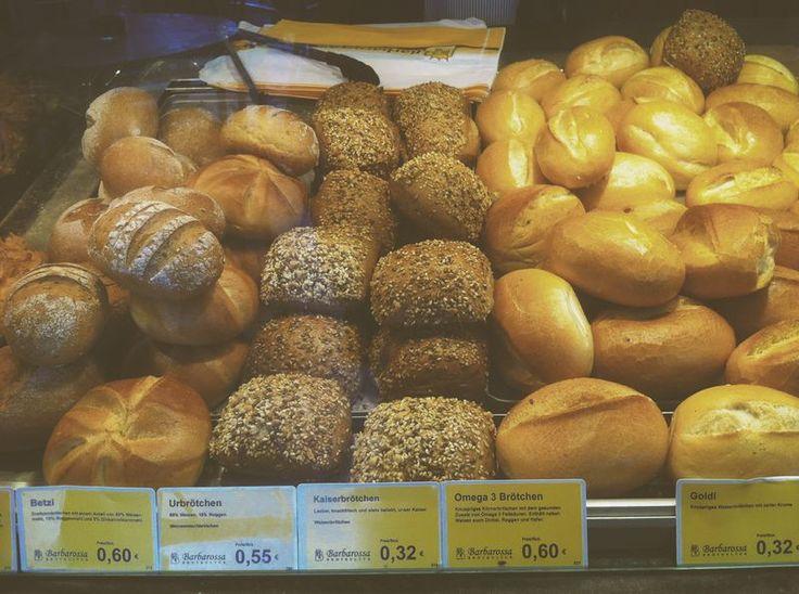 ღღ THIS KILLS ME!!!! ALL MY FAVORITS!! German Bakery (Bäckerei) // Just full of goodness!  That is all I can say...