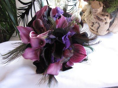 assorted callasWedding Bouquets, Lady Slippers, Pretty Colors, Google Search, Dark Purple, Indian Wedding, Slippers Orchids, Purple Calla Lilies, Purple Flower