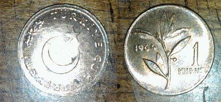 Turkey 1964