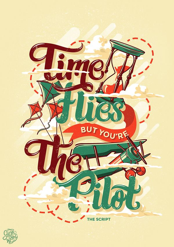 28 Remarkable Lettering & Typography Designs for Inspiration - 18