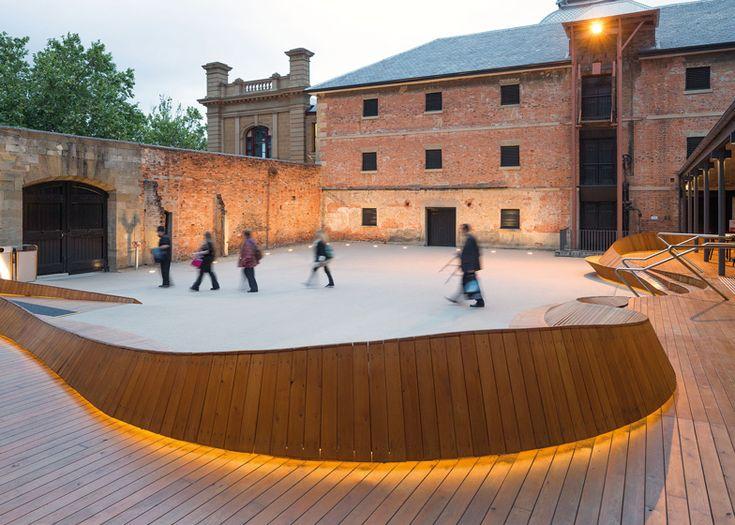 Inside World Festival of Interiors 2014 announces awards shortlist – Tasmanian Museum  Art Gallery, Tasmania, Australia by Francis-Jones Morehen Thorp.