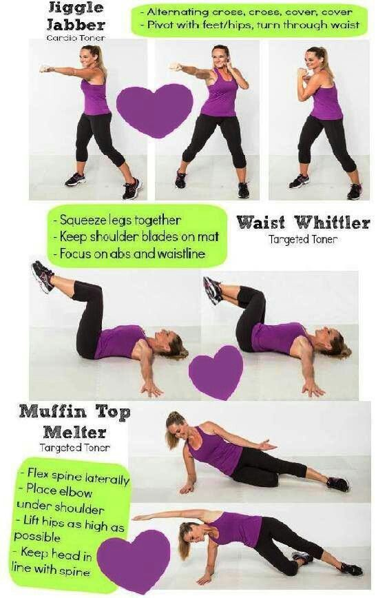 Side Workouts Love Handles Muffin Tops