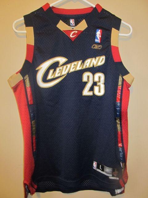 Reebok Lebron James Cleveland Cavaliers jersey , Youth large - Basketball-NBA