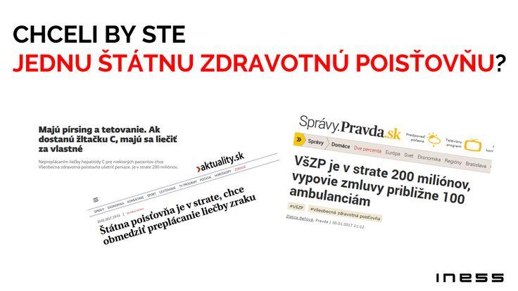 """O trhu zdravotného poistenia na Slovensku platilo, že jednooký medzi slepými kráľom. S """"ozdravným plánom"""" Všeobecky dostalo toto porekladlo pekne cynický nádych. https://domov.sme.sk/c/20462082/statna-poistovna-chce-obmedzit-liecbu-pre-ludi-ktori-stracaju-zrak.html"""