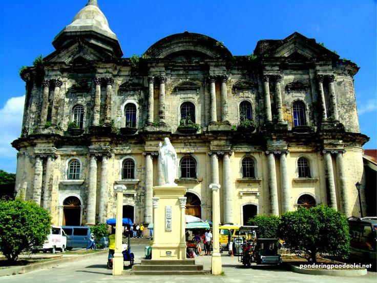Basilica de San Martin de Tours Batangas