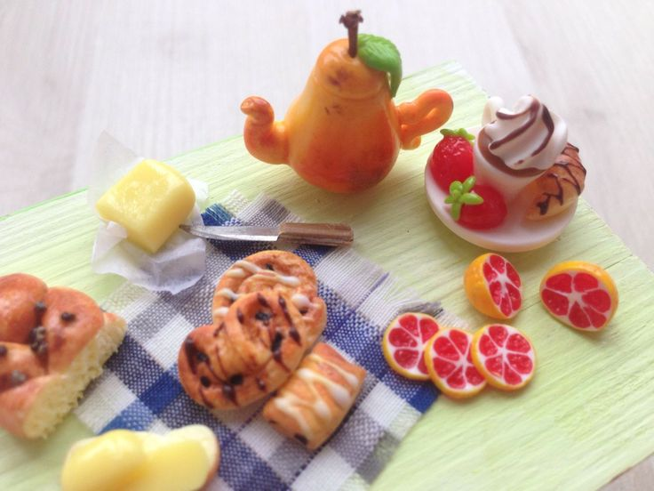 Купить Миниатюра для кукольного домика - миниатюра, миниатюра для кукол, миниатюрная еда, миниатюра 1 12