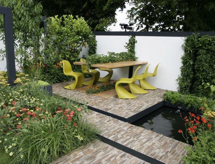 Charming Backyard Garden Ideas