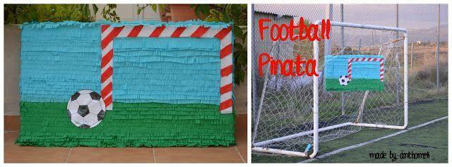 Pinata football Πινιάτα ποδοσφαιρο  Πινιάτες οι αγαπημένες! (updated!) - Anthomeli