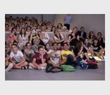 Presentation of the website teens.palazzograssi.it at Palazzo Grassi (06/06/2015)  ph: © Matteo De Fina