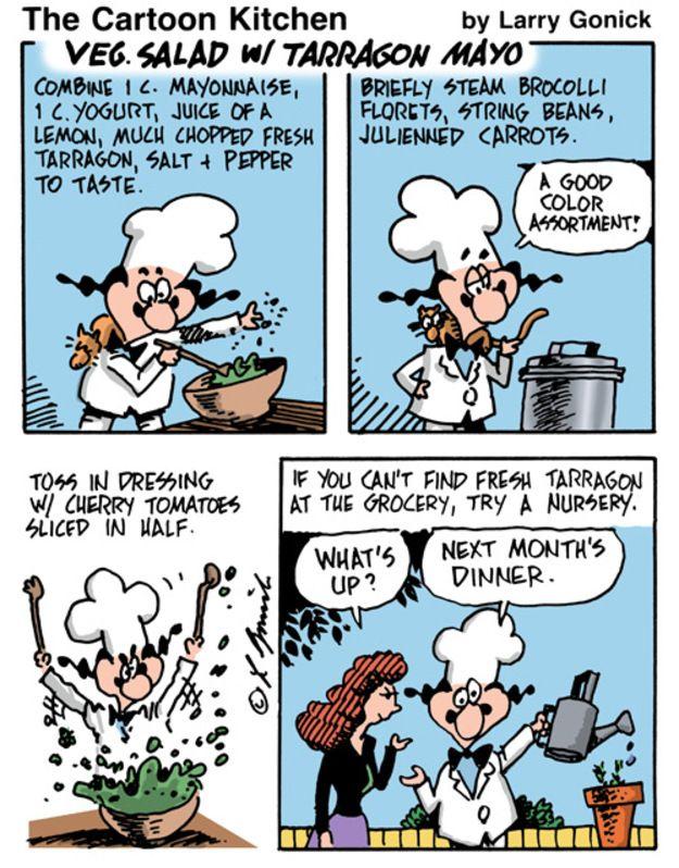 39 best cartoon kitchen images on Pinterest   Comic books, Cartoon
