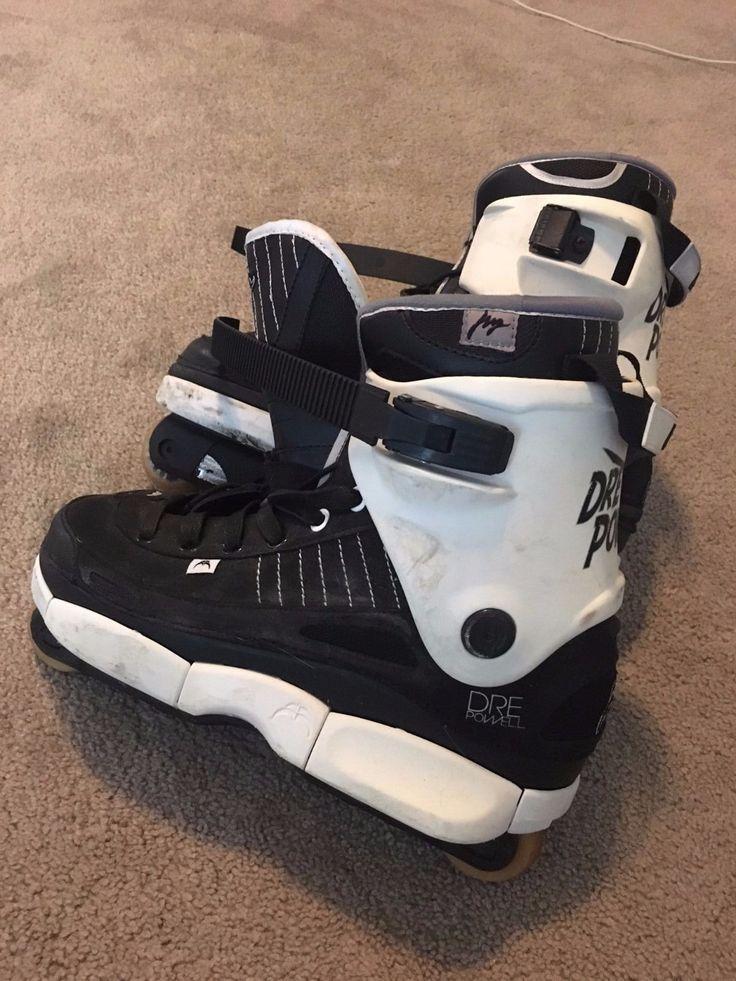 Razors Dre Powell 2 Aggressive Skate Size 10