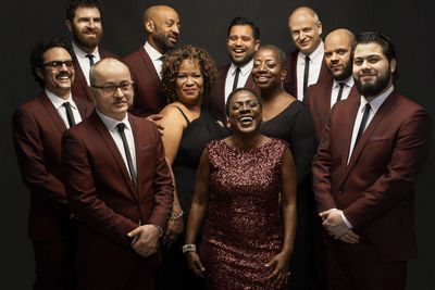 Sharon Jones and the Dap-Kings on 'Conan' (Video) Performance 'Just Another Christmas Song'
