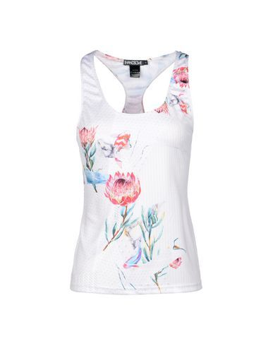 We Are Handsome The Botanica Active Singlet - Top Femme sur YOOX. La meilleure sélection en ligne de  We Are Handsome. YOOX produits exclusifs de designers italiens et in...