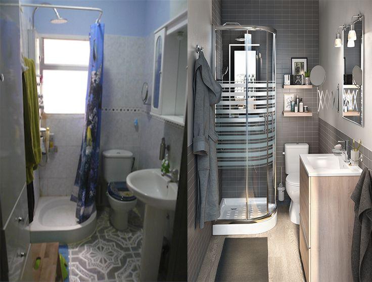 Soportes Para Bachas Baño Cromadas:Más de 1000 imágenes sobre Baños y aseos en Pinterest