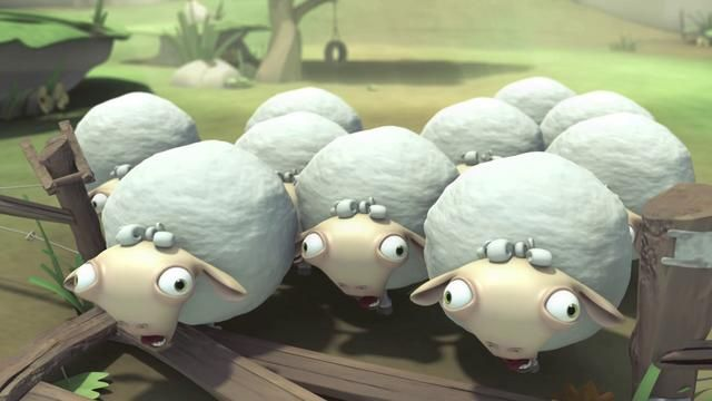 Holy Sheep on Vimeo (By Justin Farris)  Lesson idea: Don't let anything keep you from following the Master.
