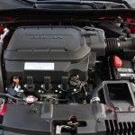 2016 Honda Accord Sport Engine Perfomance Gas Mileage