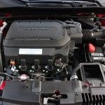 2016 Honda Accord Sport Engine Perfomance Gas Mileage