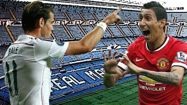Real Madrid: Ángel Di María de vuelta y Gareth Bale al Manchester United #Depor