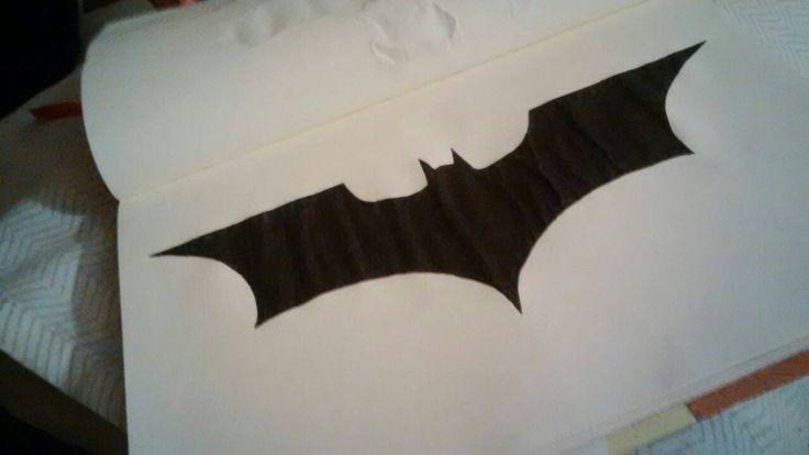 Batman symbol fanart by Ashattack42