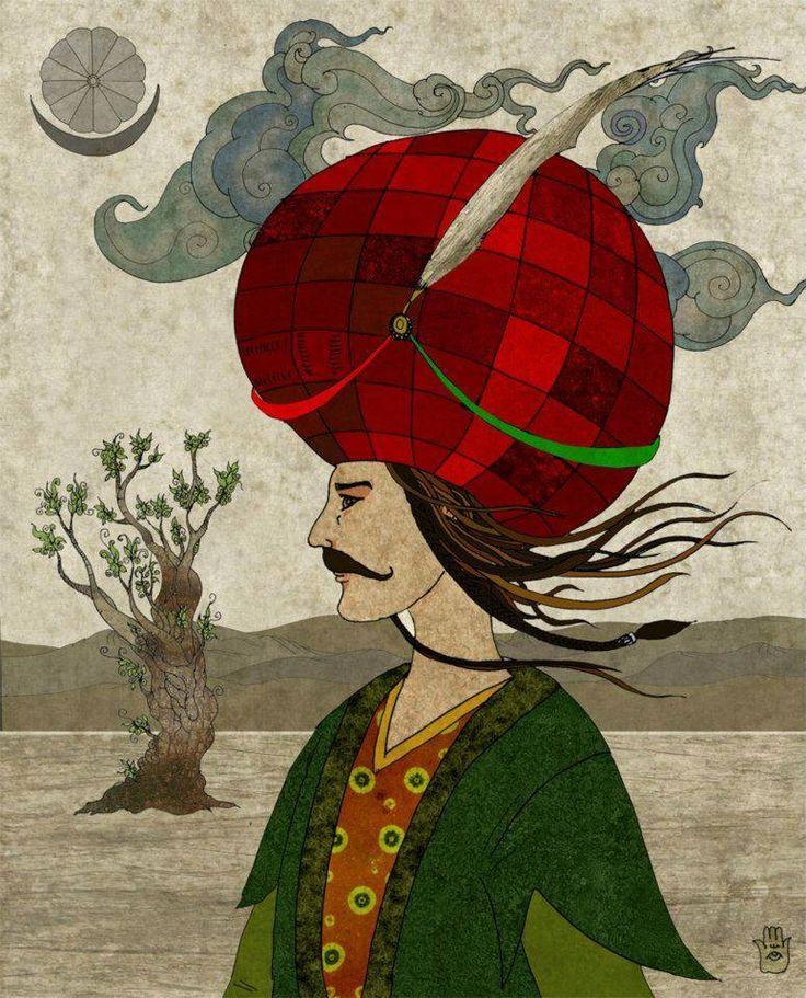 """Hilekârlığıyla bütün Türkistan'da kötü bir üne kavuşmuş olan Özbek Hanı Şeybâni, Şah İsmail'e bir elçi ve bir sandık gönderir. Sandığın içinden bir asa, bir cübbe, bir de takke ve bir de mektup çıkar. Mektupta der ki: """"Ben Hanlar Hanı Şeybâni'yim, sen ise bir garip abdalın torunusun. Sen hükümdarlıktan ne anlarsın? Tacı tahtı bırak da, bu cübbeyi giy, bu takkeyi tak, bu asayı al. Dağlarda dervişlik yap!"""" Aradan birkaç ay geçer. Semerkant'taki sarayında bulunmakta olan Şeybâni'ye askerleri…"""