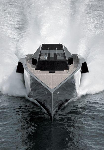 The Wally 118 - only 33 million dollars