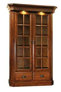 Amish Office Furniture Saturn Bookcase