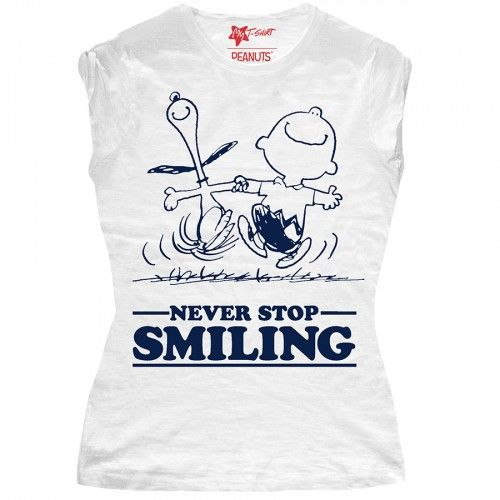"T-SHIRT BIMBA ""SMILING"""