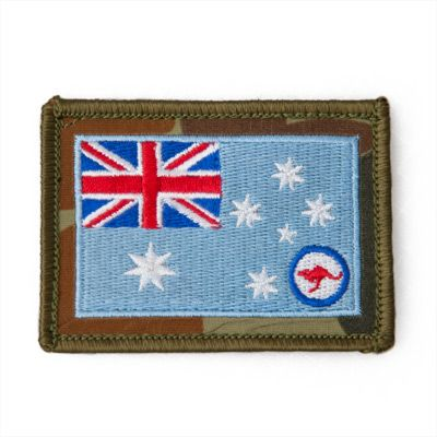 Embroidered Uniform Patch 80x50mm