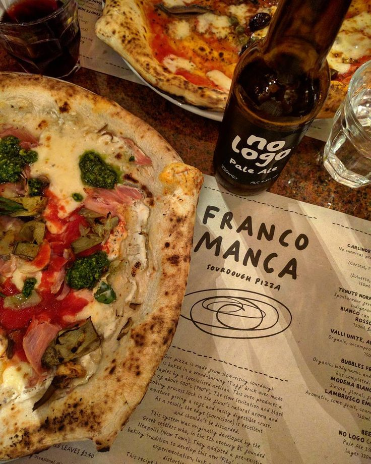 Franco Manca in Covent Garden, Greater London