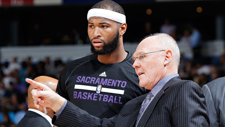 DeMarcus Cousins, George Karl at center of Kings' internal strife