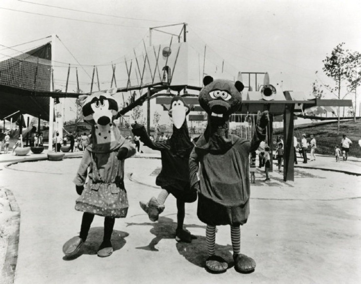 from the Toronto Star, Ontario Place through the years