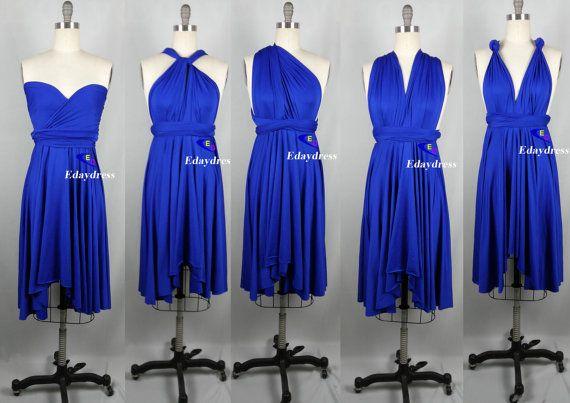 Wedding Dress Short Bridesmaid Dress Infinity by Dresslongbridal, $33.90