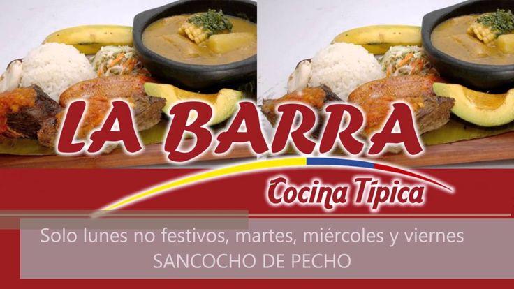 Sancocho de Pecho - La Barra Restaurante - #Cali #Colombia