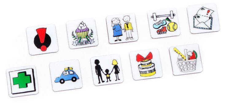 Kalendarz dwutygodniowy - Planer Dwa Tygodnie Magnetic Familiowo    Familiowo Nasz Planer został stworzony z myślą o integracji rodziny wokół codziennych zajęć i obowiązków domowych.  To magnetyczna i suchościeralna tablica z wieloma praktycznymi funkcjami dzięki której:  uwidocznicie codziennie zajęcia i obowiązki  nauczycie dzieci planowania i zmotywujecie je do działania  odnajdziecie idealne miejsce do wspólnego przekazywania sobie ważnych wiadomości