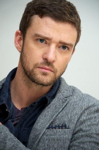 Timberlake hairy justin