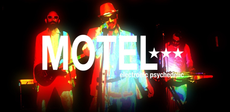 Discover MOTEL ***  an electro dance floor music band