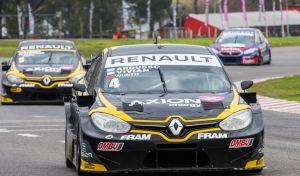 Tres Renault adelante en la clasificación de Buenos Aires