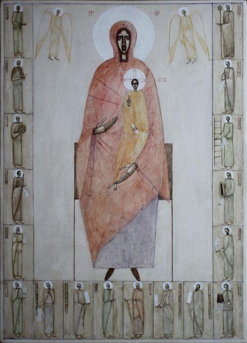 Колекція - Галерея сучасного сакрального мистецтва «ICONART»