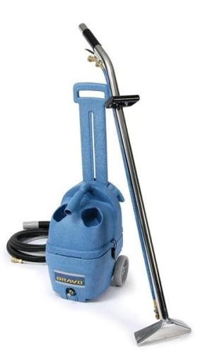 Portable carpet & upholstery cleaning machine