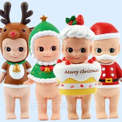 Kerstmis Angels - Sonny Angel