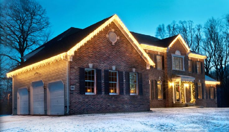 11 Best Outdoor Christmas Lights Images On Pinterest