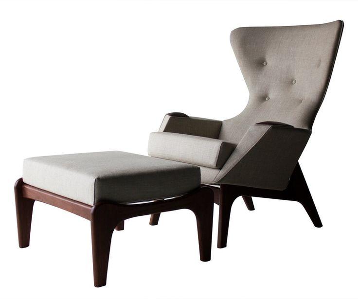 #loungechair #ottoman #furniture