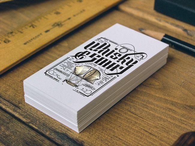 Awesome Examples Of Business Card Design - designrfix.comDesignrfix.com