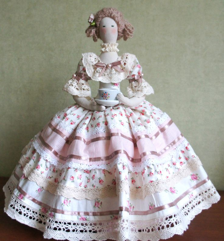 Fiva Кукла на чайник1