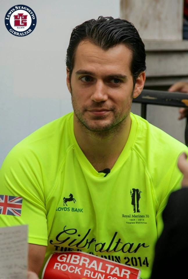 Henry Cavill News: Our Job Is Not Done: 'Gibraltar Rock Run' Target Close