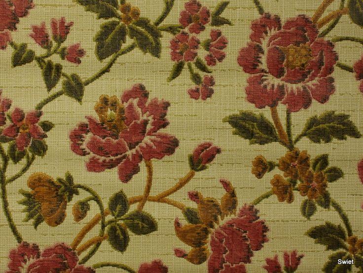 Vintage behang | Swiet