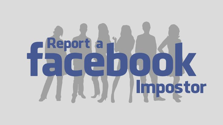How to Find and Report Someone Impersonating you on Facebook. #Facebook #privacy #Security #IdentityTheft +Downloadsource.net ✅